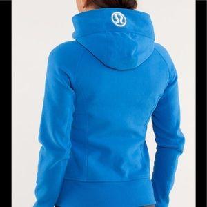 Lululemon scuba hoodie size 8